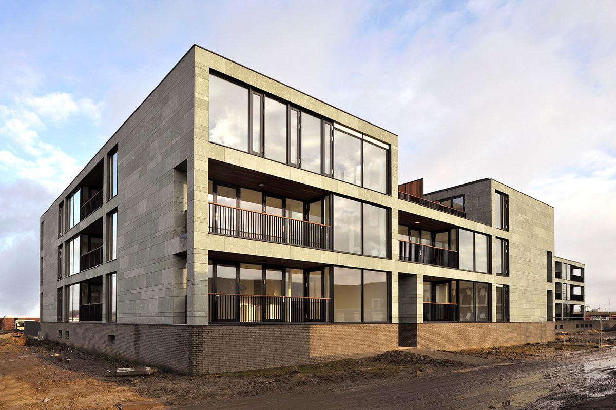 De waterlelie in zierikzee door tarra architectuur en stedenbouw de architect - Architectuur en constructie ...