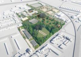 ABDM-RAU ontwerpt nieuwbouw Howest Campus Kortrijk