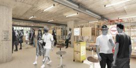 Atelier to the Bone ontwerpt Broeinest Eindhoven