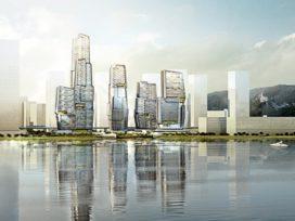 UNStudio wint in Wenzhou, China