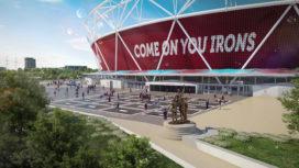 'Nieuw' stadion voor West Ham United