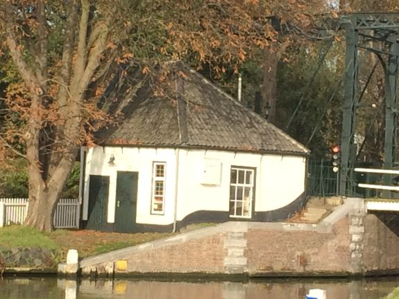 Brugwachtershuisje Wijkerlaan Leidschendam-Voorburg