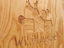 Studenten Architectuur UHasselt bouwen eerste WikiHouse in België