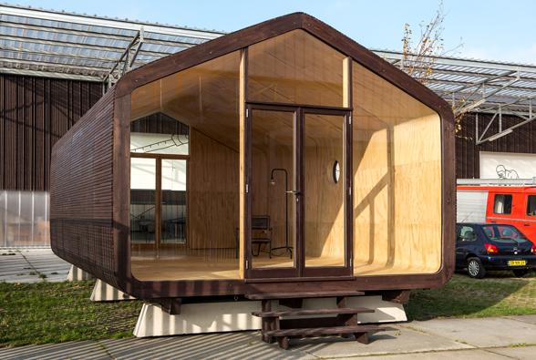 W-Huis door Rene Snel en Fiction Factory