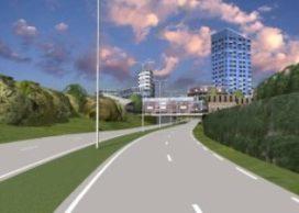 Woontoren van 90 meter in Willemspoort, Den Bosch
