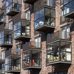 Amsterdam plant 100.000 woningen