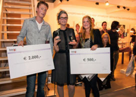 Woonbeursprijs voor jong talent