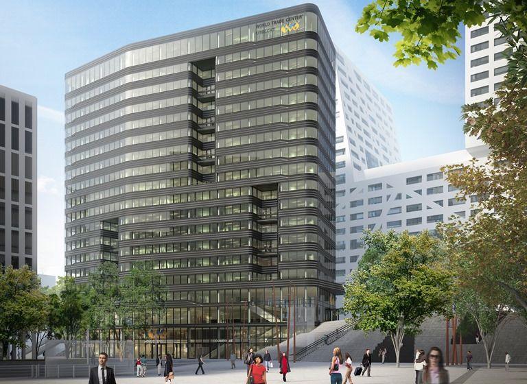 WTC Utrecht MVSA Architects