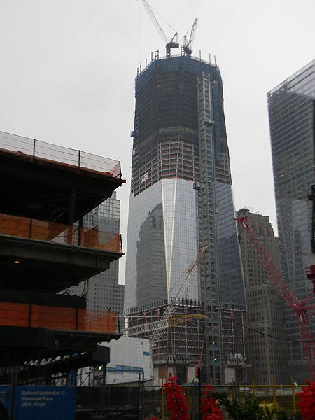 WTC Bouwwerkzaamheden