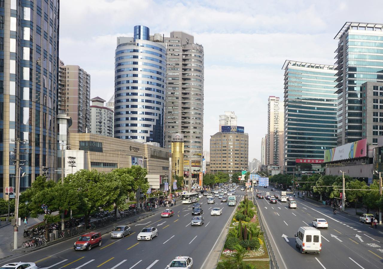 Shanghai - Opinie Joost van den Hoek