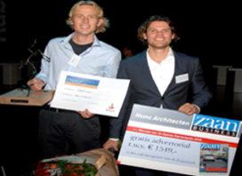 NUNC Architecten wint Zaanse Startersprijs 2010