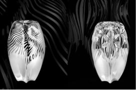 Video van de Week: Hoe de zilveren vazen van Zaha Hadid worden gemaakt