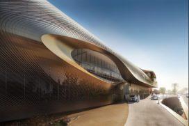 Zaha Hadid Architects wint in Saudi Arabië