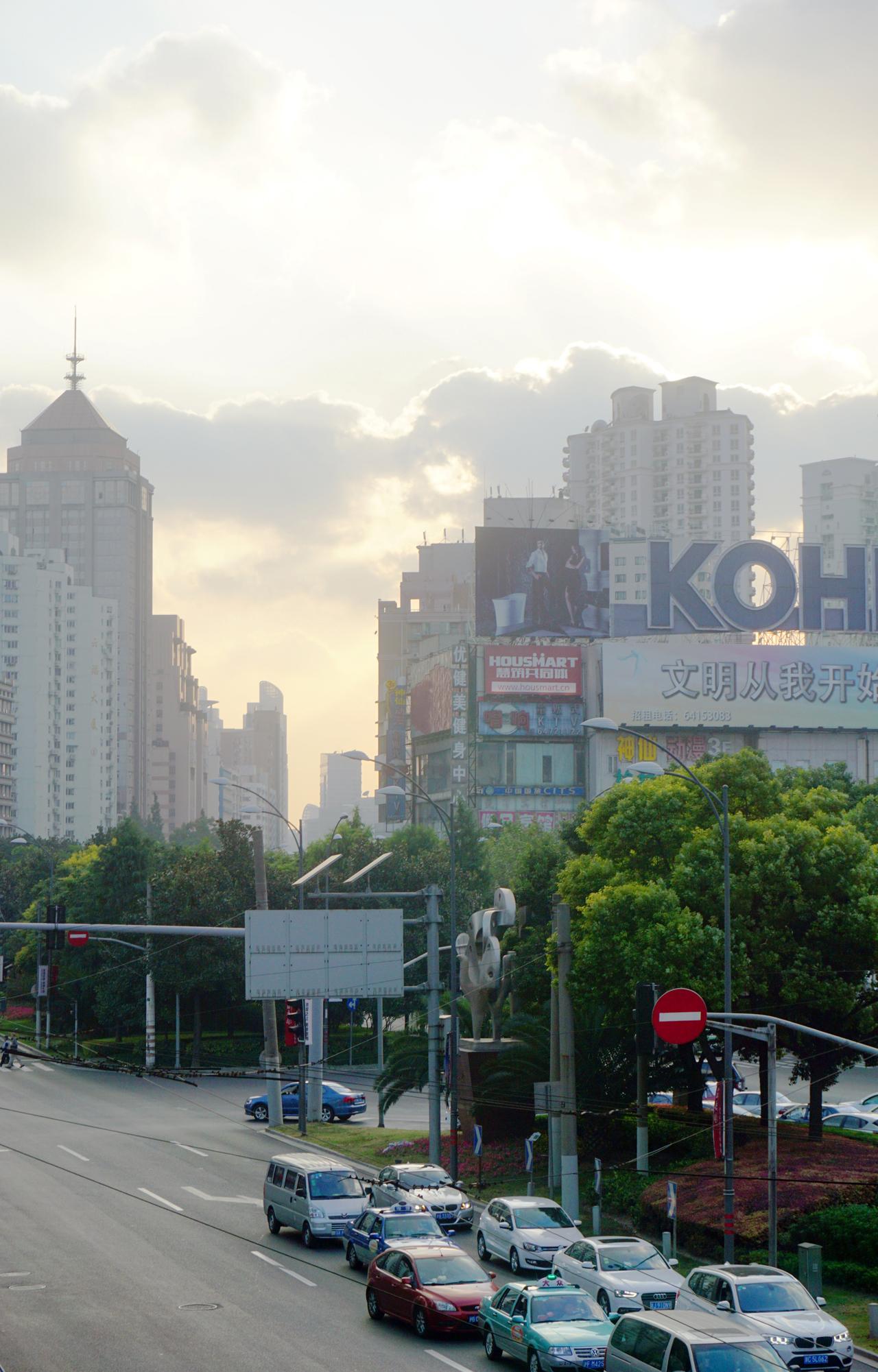 Opinie Joost van den Hoek - Shanghai_China