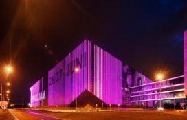 Ziggo Dome nadert voltooiing