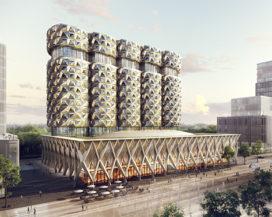 Neutelings Riedijk ontwerpt ZIL Tower