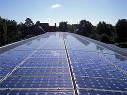 2015 gunstig voor zonnepanelen