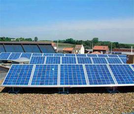 Sterke toename aantal zonnepanelen