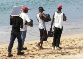 Technology transfer, a walk on the beach