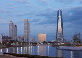 Hoogste gebouw Zuid Korea opgeleverd