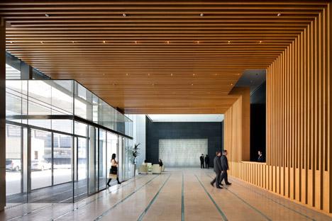Hoogste gebouw Zuid Korea opgeleverd - Pedersen Fox