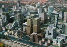 Amsterdam bepleit aanpak leegstaande kantoren
