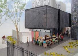 ZUS geselecteerd BMW Guggenheim Lab New York