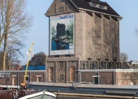 Zwarte Silo Deventer wordt Fooddock