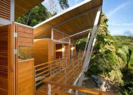 Benjamin Garcia Saxe Architectuur bouwt zwevend huis