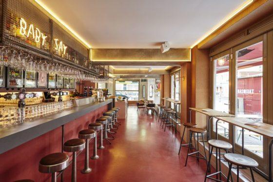 Bar basquiat in amsterdam door studio modijefsky 7 560x374
