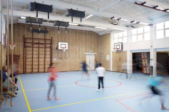 Basisschool de kans in amsterdam 0 560x373