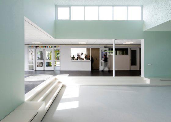 Basisschool piramide boerhaave serge schoemaker architects 0 560x400