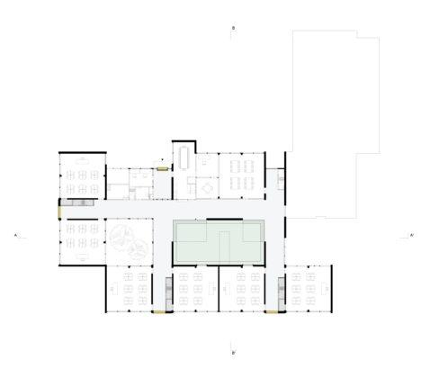 Basisschool piramide boerhaave serge schoemaker architects 11 478x420