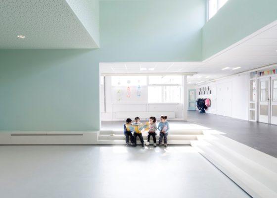Basisschool piramide boerhaave serge schoemaker architects 2 560x400