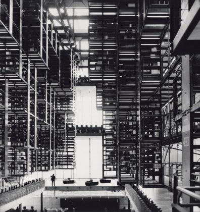 Bibliotheek vasconcelos in mexico stad door alberto kalach 2 396x420
