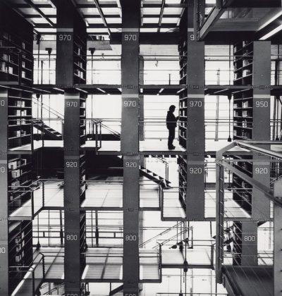 Bibliotheek vasconcelos in mexico stad door alberto kalach 3 400x420