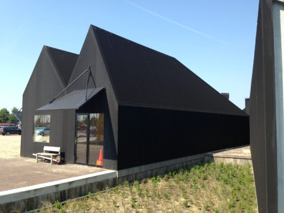 Boathouse 2 in eemnes door yeah architecten 0 560x420