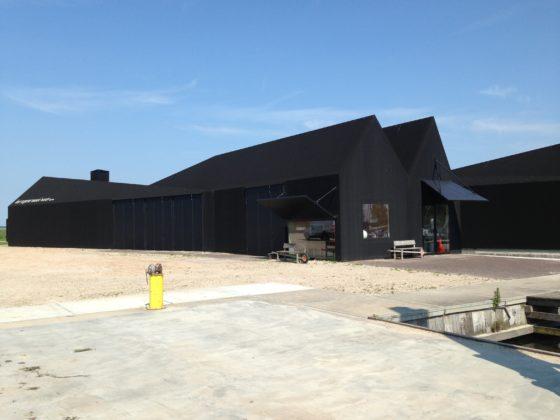 Boathouse 2 in eemnes door yeah architecten 10 560x420