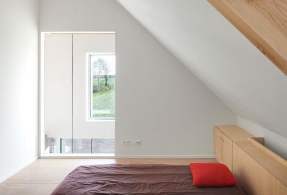Boerderijwoning met drie zadeldaken atelier tom vanhee 13 560x381