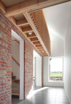 Boerderijwoning met drie zadeldaken atelier tom vanhee 3 286x420