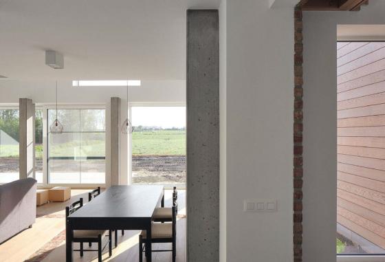 Boerderijwoning met drie zadeldaken atelier tom vanhee 5 560x381