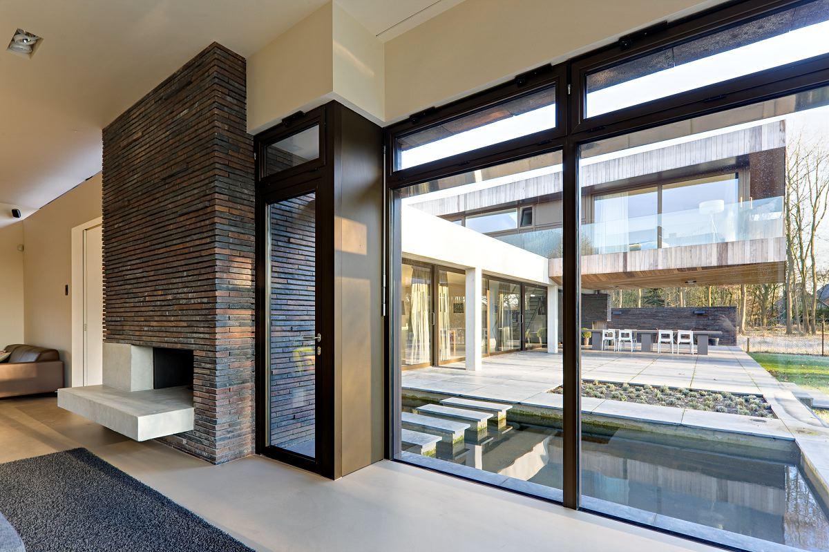 Bosvilla in Heesch door HILBERINKBOSCH - De Architect