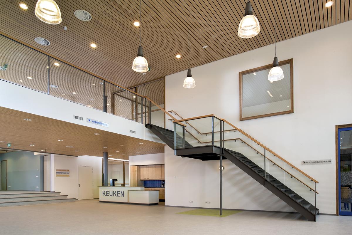 Brede School Ursem door Cita : architecten - De Architect