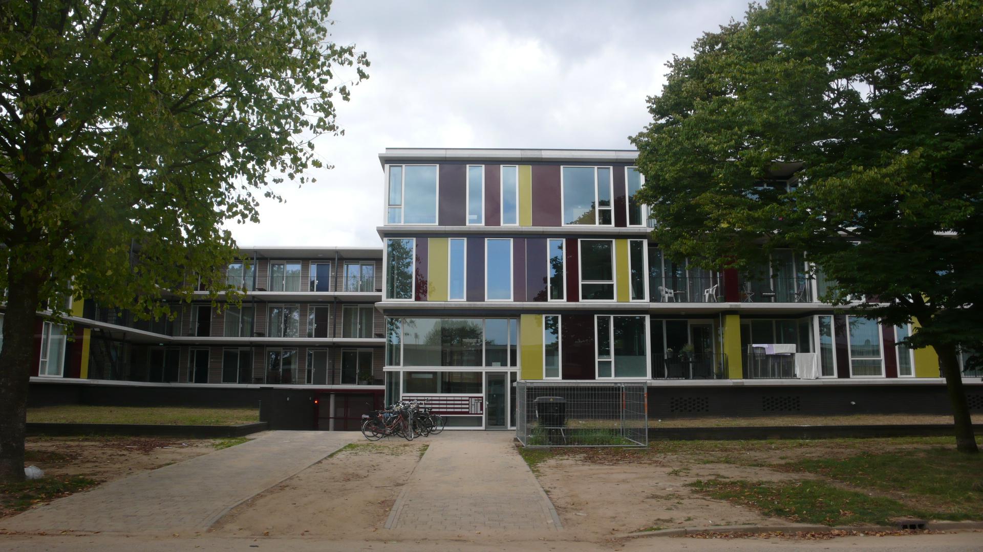 Cuijk Appartementen - De Architect