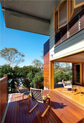 Ecohouse in brisbane au door riddel architecture 10 287x420