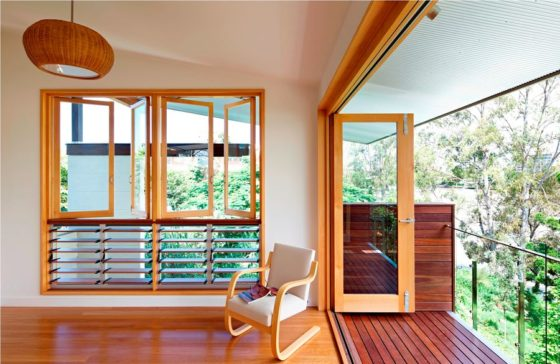 Ecohouse in brisbane au door riddel architecture 12 560x364