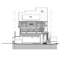 Ecohouse in brisbane au door riddel architecture 19
