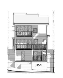 Ecohouse in brisbane au door riddel architecture 20