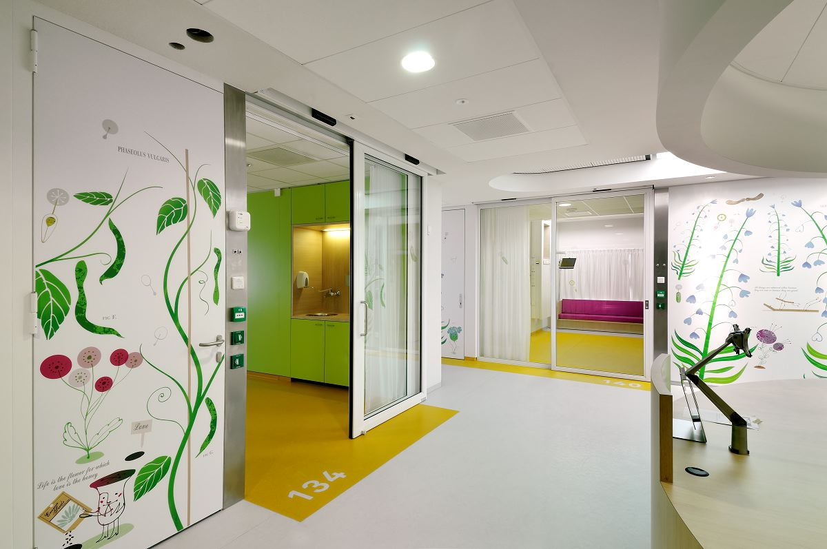 Hospital Interior Design Trends