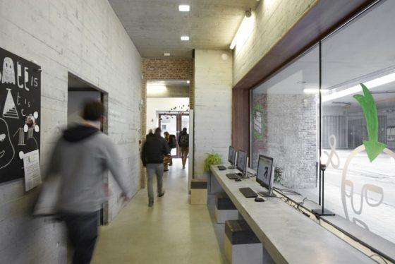 Gate 15 multifunctioneel studentencomplex antwerpen 6 560x374